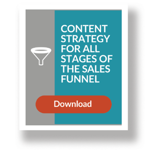 content strategy for the sales funnel