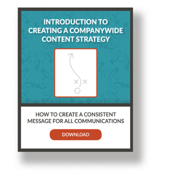 intro to companywide content marketing strategy
