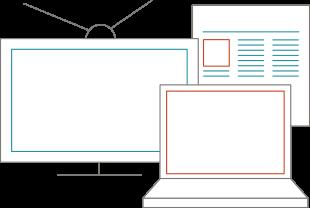 Permeate multiple media types - JONES