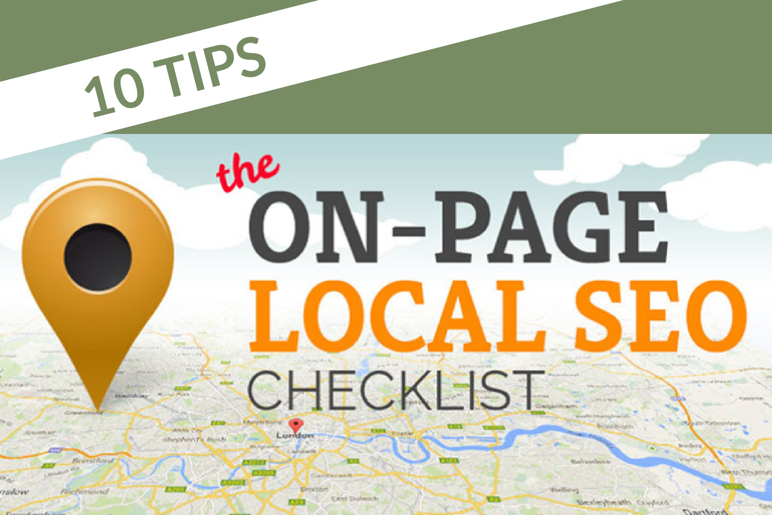 10 Tips To Improve Your Local SEO
