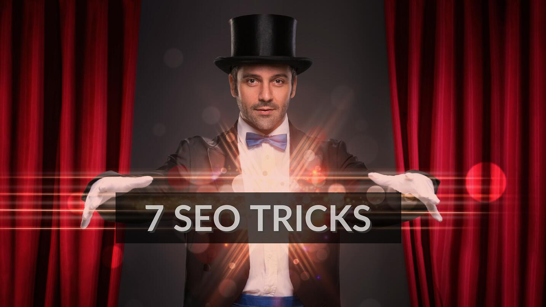 7 Business Blog SEO Tricks