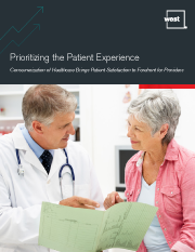 Prioritizing the Patient Experience Cover