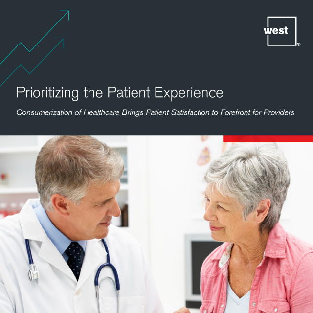 Prioritizing the Patient Experience Cover Image