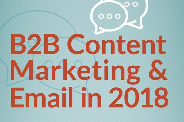 B2B Content Marketing & Email in 2018