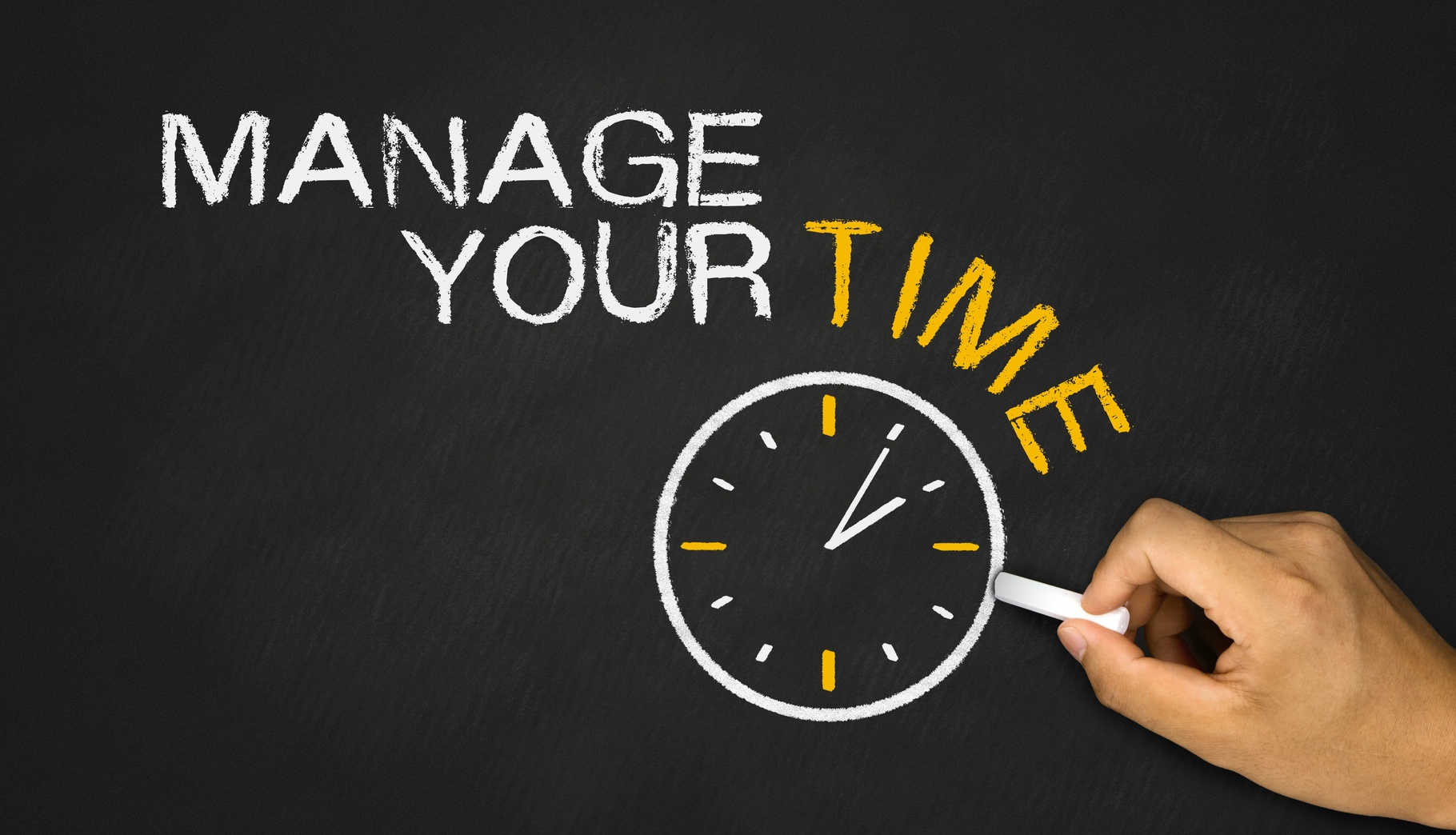 15 Ways to Improve Time Management