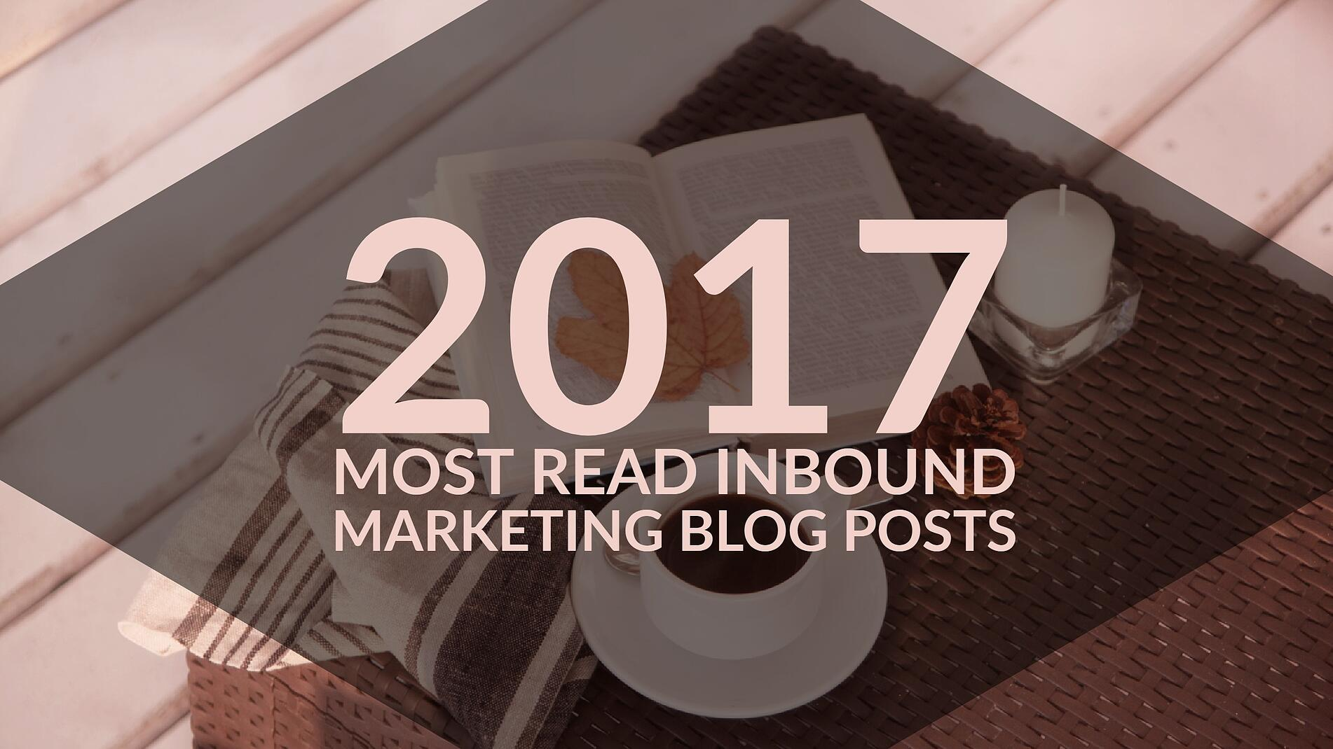 Most Read Inbound Marketing Blog Posts