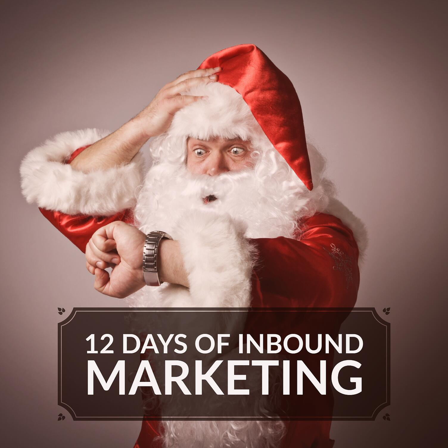 inbound marketing tips for christmas