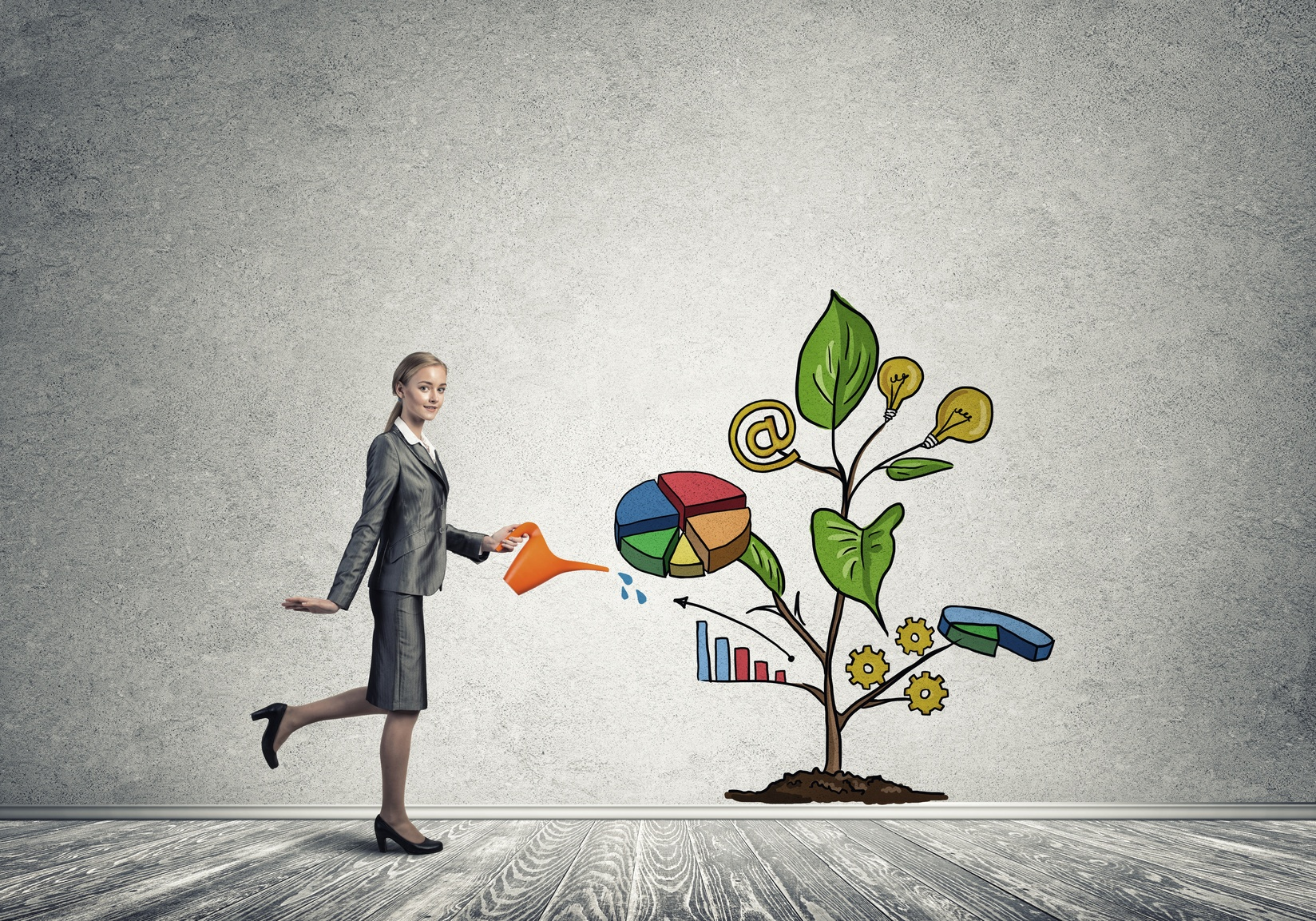 Give Potential Sales Leads High-Value Content Offers