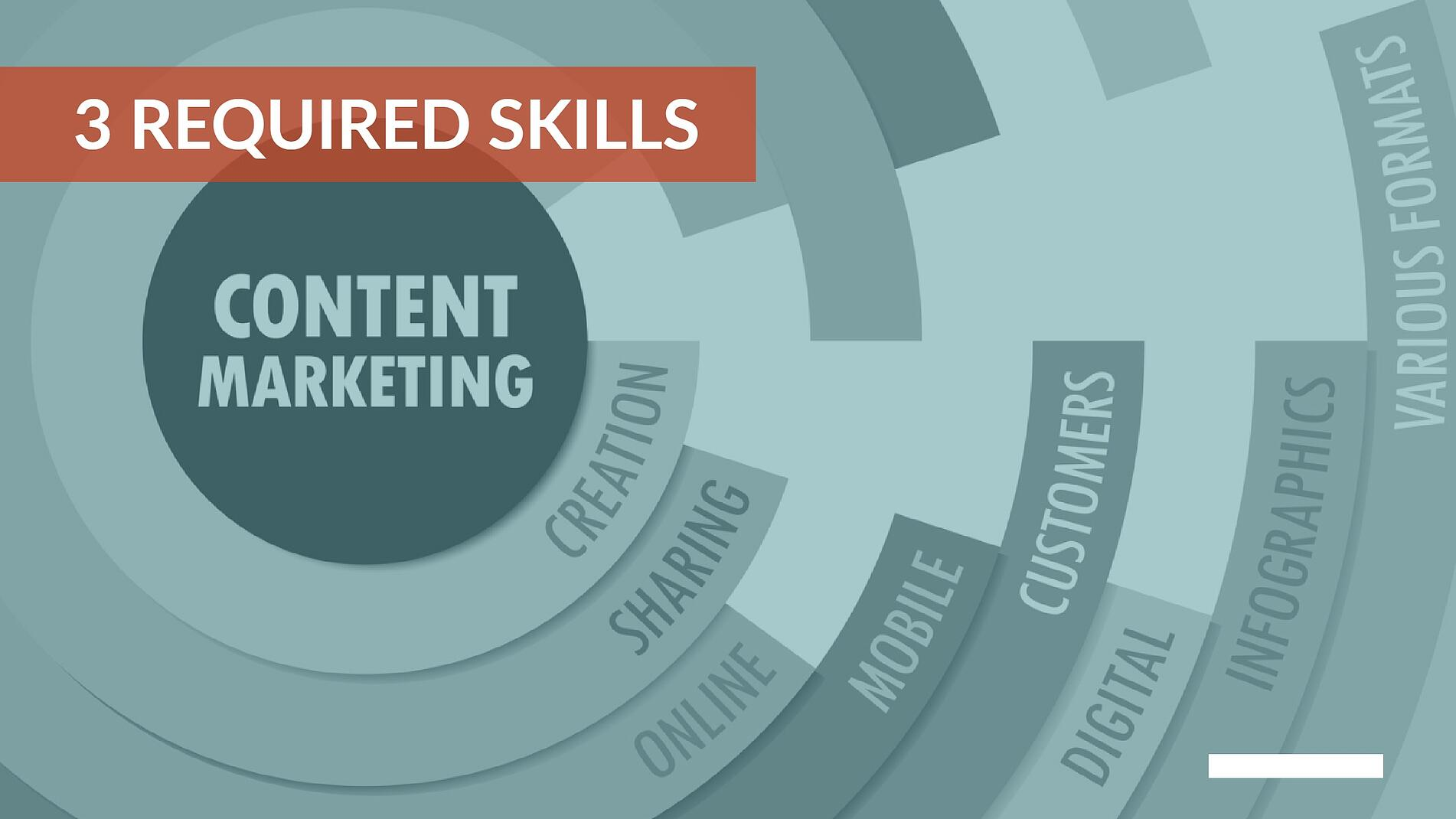 3 Skills Your Content Marketing Team Will Need in 2018