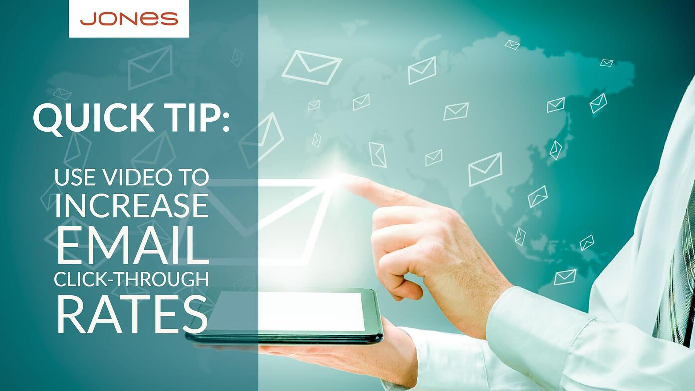 Add Video to Your Lead Nurturing Emails