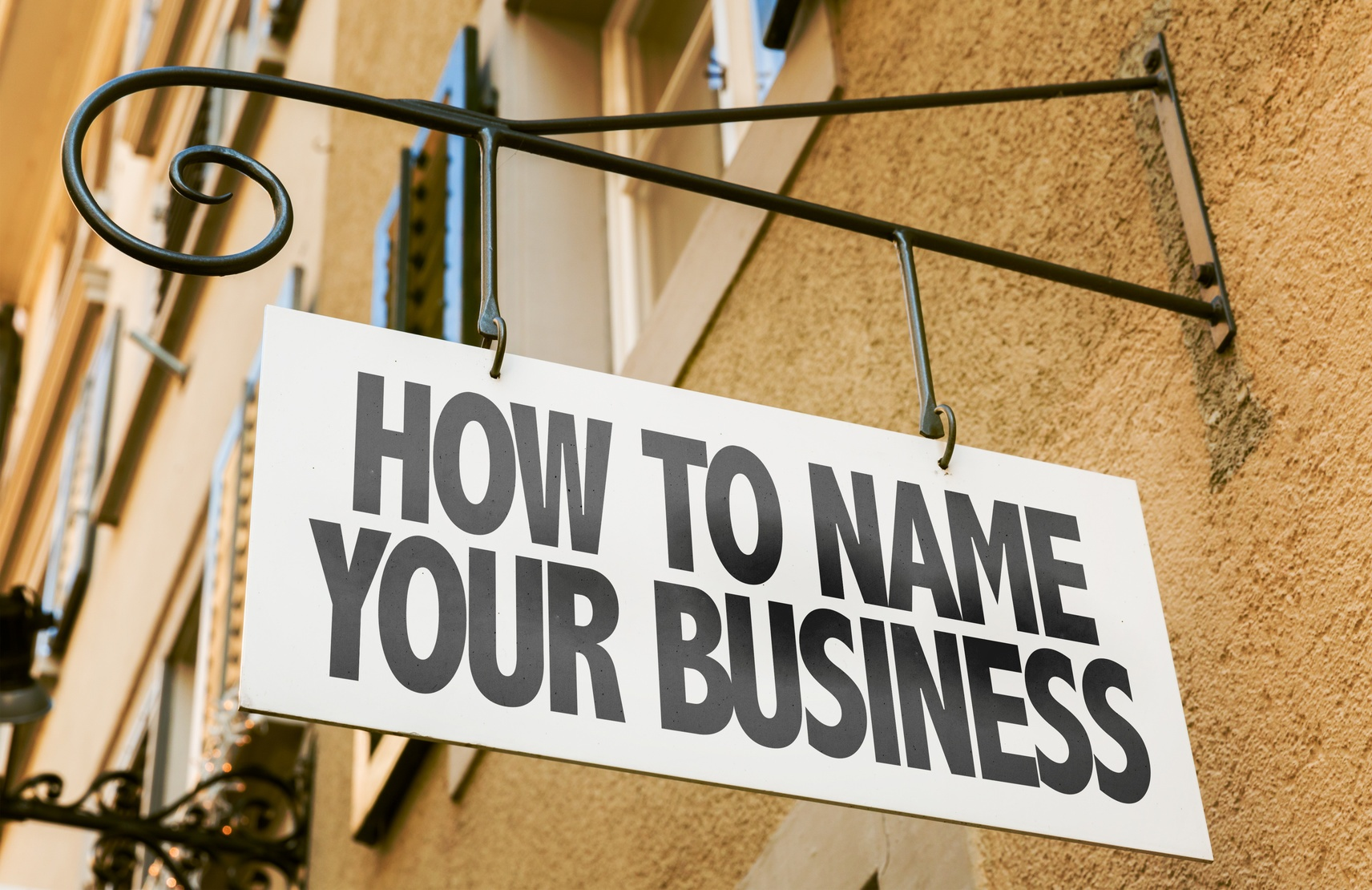 Do's and Don'ts of Choosing a Business Name