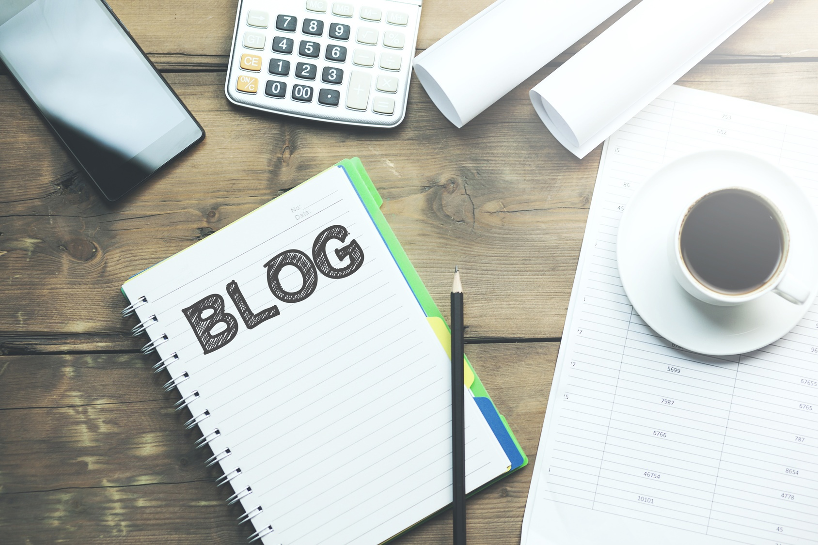 How Images Improve Your Business Blog
