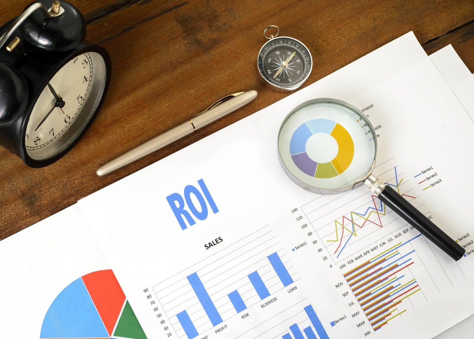 Providing ROI Continues to Vex Marketers (Infographic)