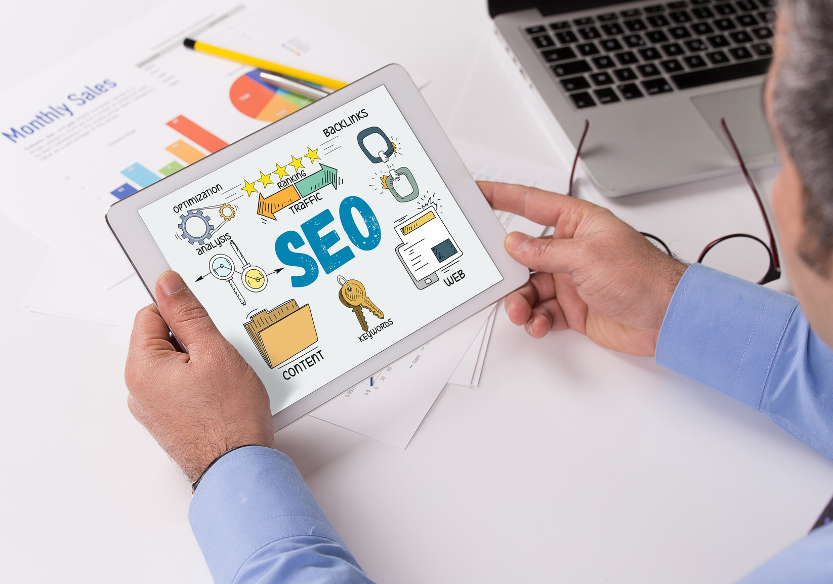 Anatomy of a Search Optimized Webpage