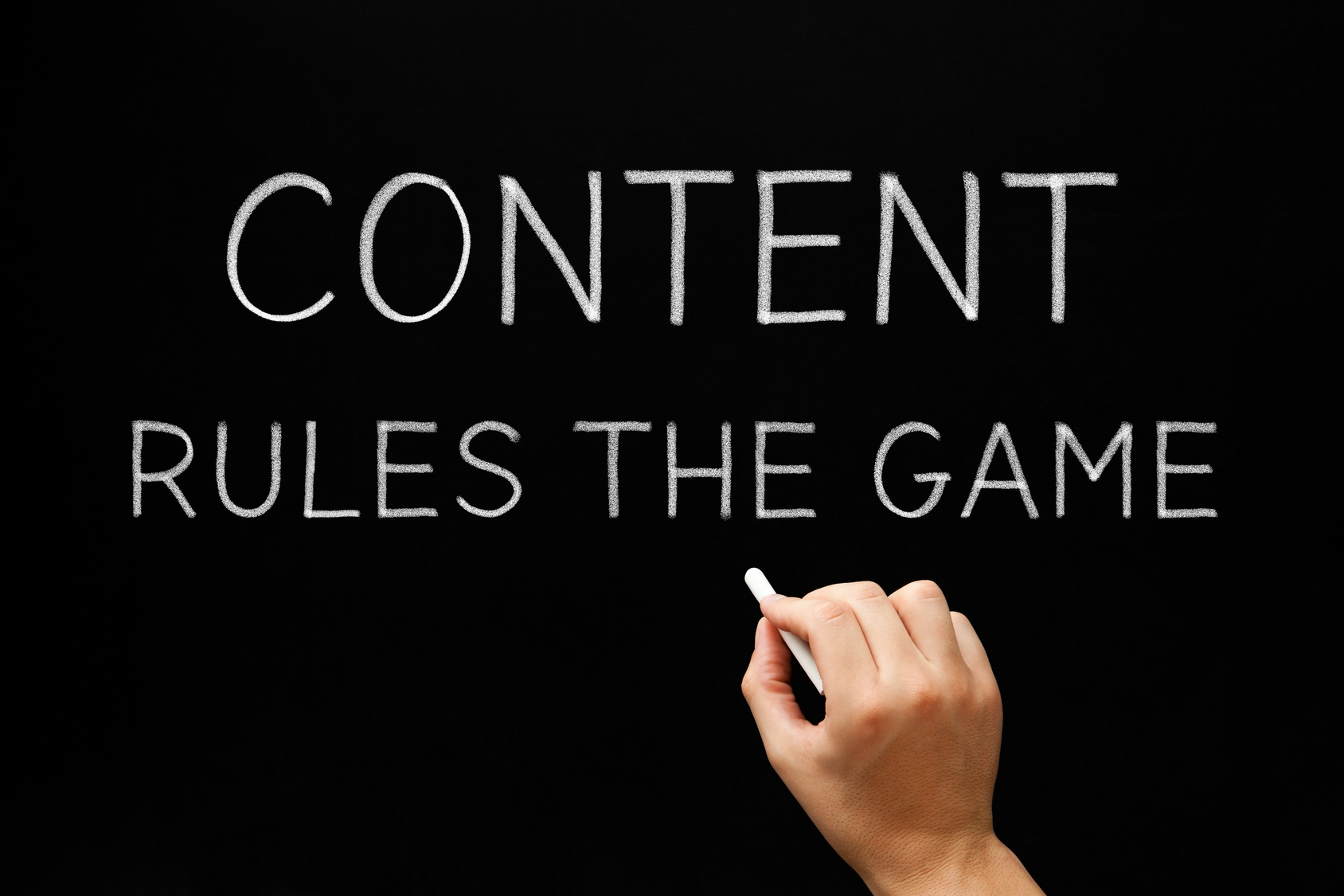 What It Takes to Create Content Marketing