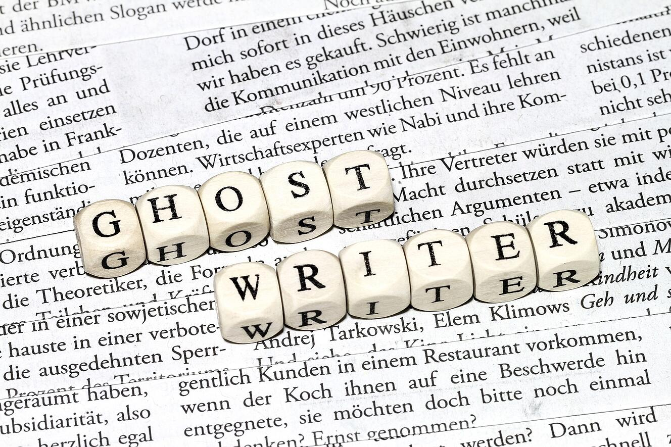 Secrets to Successful Ghostwriting for PR and Marketing