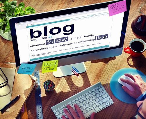 you are reading a blog so are your potential customers