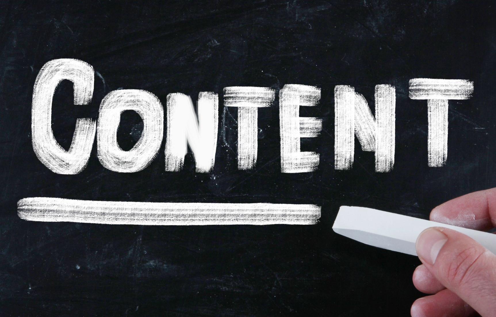 10 Secrets to Blockbuster Blog Content (8 words - actionable, keywords, clear, definitive)