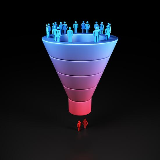 Plan Content for All Customer Personas Throughout the Sales Funnel