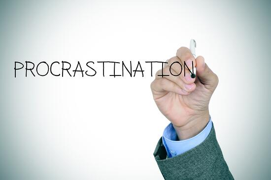 Could Procrastination Give Your Marketing Team More Creativity?
