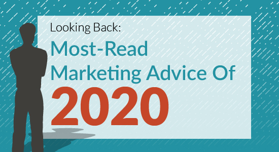 Most Read Marketing Advice of 2020