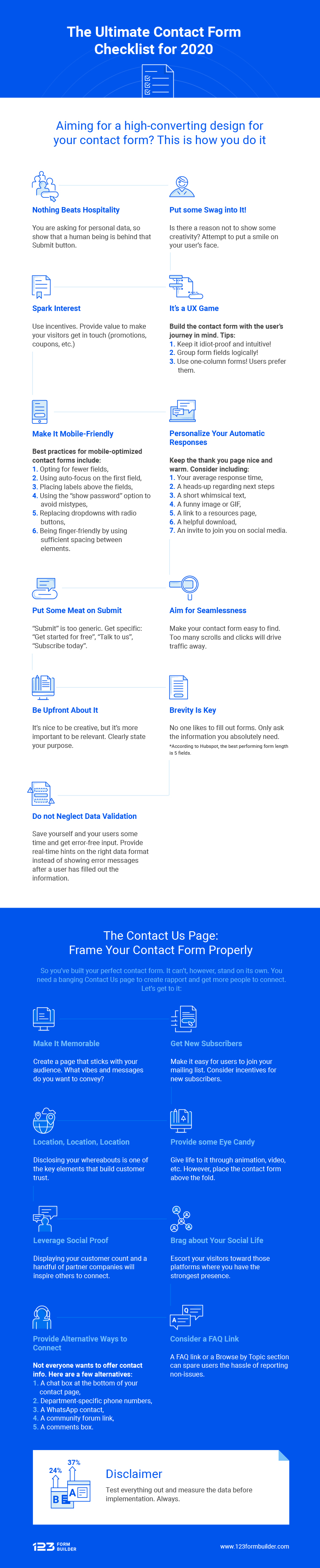 Infographic-The-Ultimate Contact-Form-Checklist-for-2020