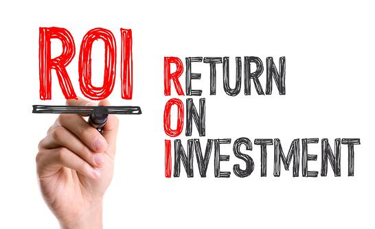 Proven ROI backs up marketing budget requests