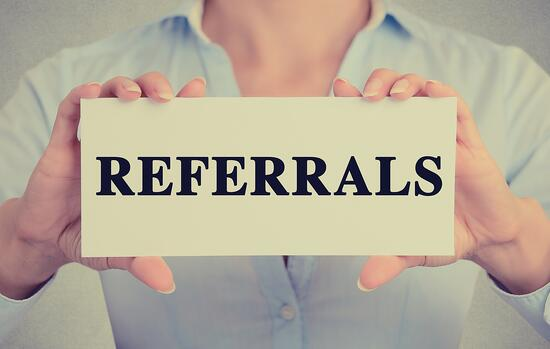 Social Media Showcases the Power of Referrals