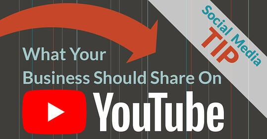 What your business should share on YouTube