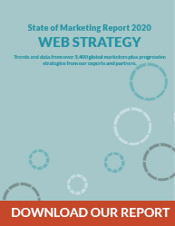 JPR-HubSpot State of Marketing 2020 - Website Strategy Section Cover Small