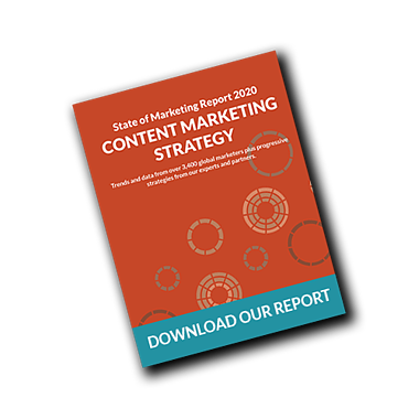 State of Marketing 2020 - Content Marketing