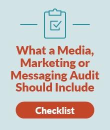 Media, Messaging & Marketing Audit Checklist