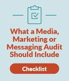 Media, Messaging & Marketing Audit Checklist