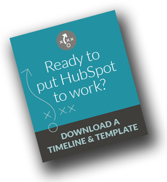 HubSpot Implementation Timeline & Planning Template