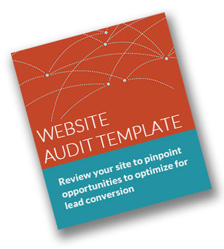 Website Audit Template-cover-Left Tilt