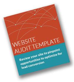 Website Audit Template-cover-Left Tilt