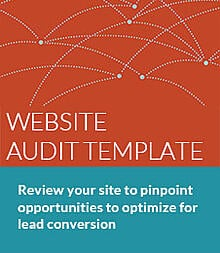 Website Audit Template-cover