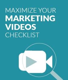 Maximizing Video Checklist
