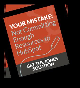HubSpot Problem/Solution: Content Volume