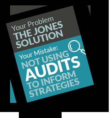 Problem/Solution: Marketing Audits