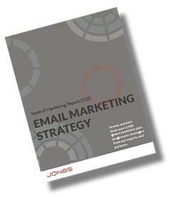 JPR-HubSpot State of Marketing 2020 - Email Marketing Section Small Cover Tilt Left