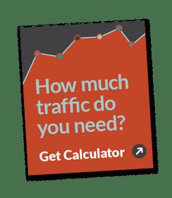 Inbound Marketing Traffic & Leads Calculator