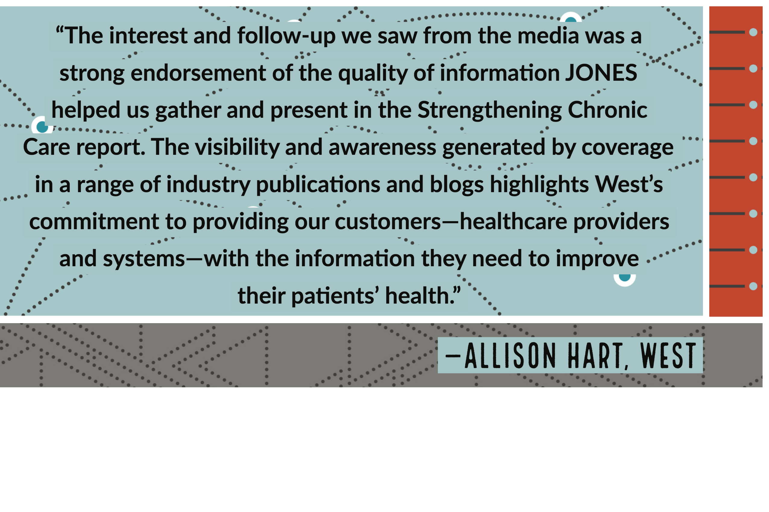 Healthcare IT blog quotes