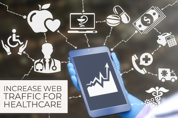 How To Conquer Social Media To Increase Web Traffic For Healthcare2