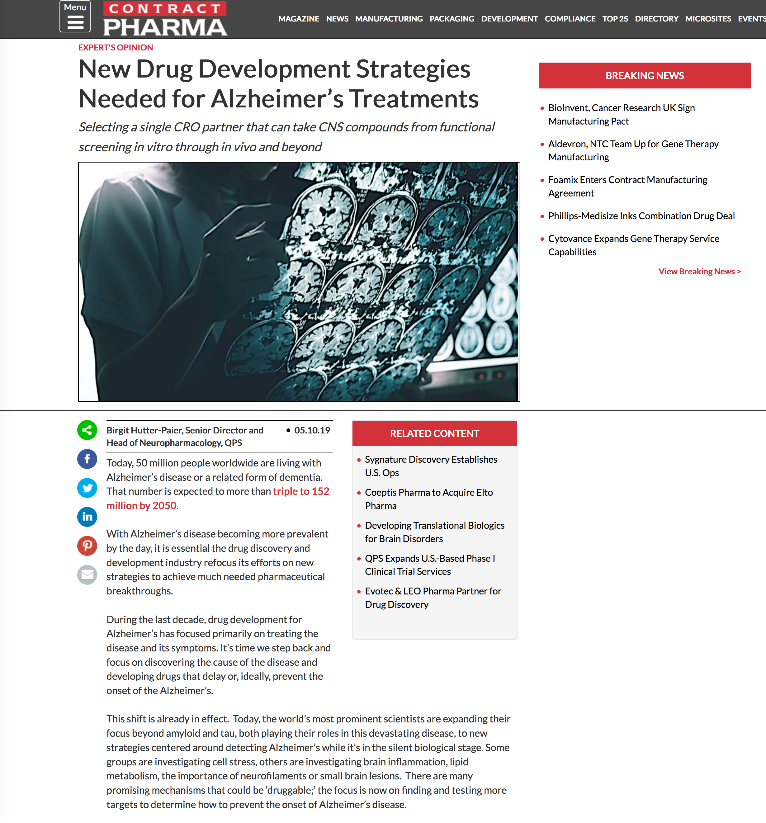 https://www.contractpharma.com/contents/view_experts-opinion/2019-05-10/new-drug-development-strategies-needed-for-alzheimers-treatments/