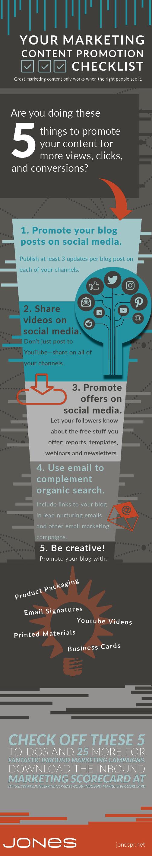 Jones-infographic-inbound-marketing-content-promotion-checklist