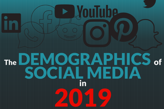 The Demographics Of Social Media In 2019_ What You Need To Know (infographic)