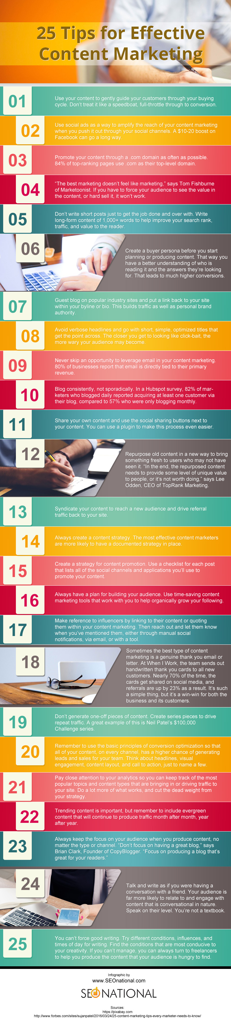 Tips for Effective Content Marketing
