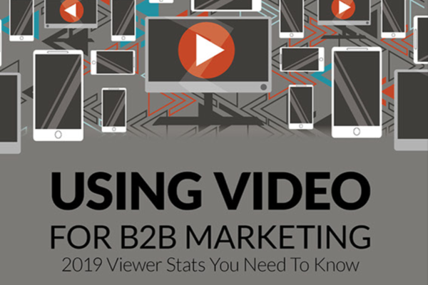 Using Video For B2B Marketing_ 2019 Viewer Stats (infographic)