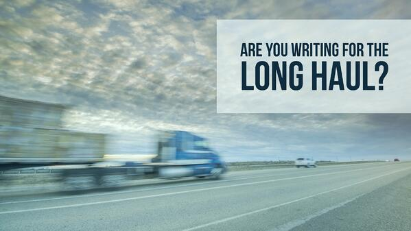 Write for the Long Haul Business Blogging & The Power of Compounding Posts